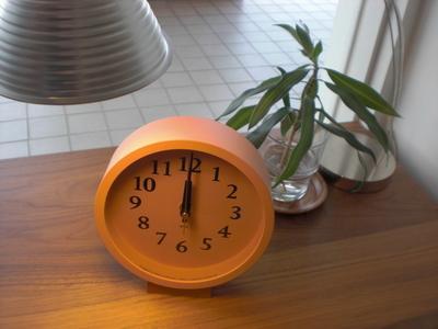 エムクロック 置き掛兼用時計