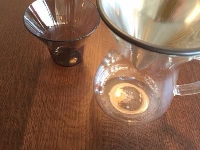 ステンレスフィルター コーヒーカラフェ
