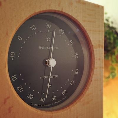DUO 温湿度計