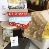 KLIPPAN 2016S/S コットンブランケットフェア