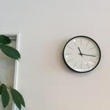 時計台の時計 line