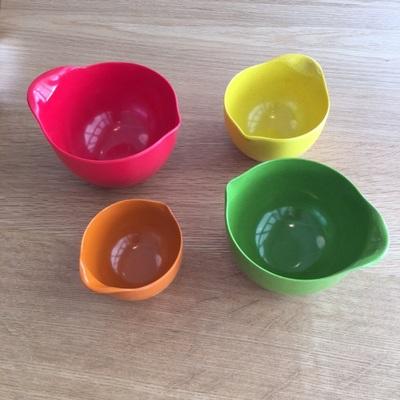 約1カップ~約1/4カップのミニサイズボウル