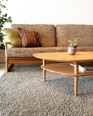 シードソファ & クラムテーブル