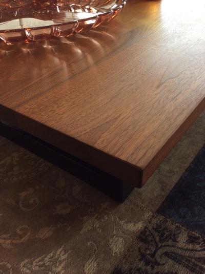 ワイルドウッド リビングテーブル