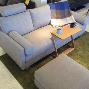 FLEX 3Pソファ+オットマン ヘッドレスト