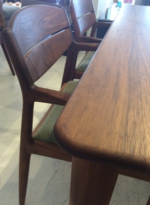 Euro Dining Table