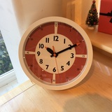 fun pun clock with color!