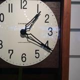 HINOKI  PENDULUM  CLOCK