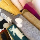 KLIPPAN Wool Blankets & Throws