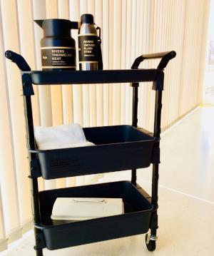 Heavy Duty tray shelf cart