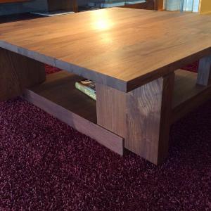 CARAMELLA リビングテーブル0909 WOOD